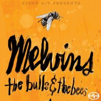 Melvins - The Bulls and the Bees (Cover Artwork)