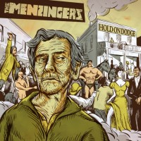 The Menzingers - Hold on Dodge [7 inch] (Cover Artwork)