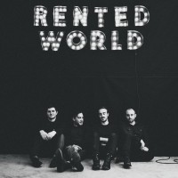 The Menzingers - Rented World (Cover Artwork)