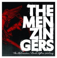 The Menzingers - The Obituaries b/w Burn After Writing [7-inch] (Cover Artwork)