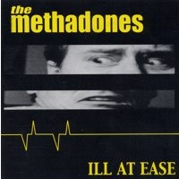 The Methadones - Ill at Ease (Cover Artwork)