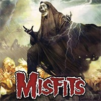 The Misfits - The Devil's Rain (Cover Artwork)