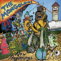The Mongoloids - New Beginnings [7-inch] (Cover Artwork)