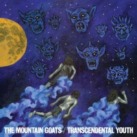 The Mountain Goats - Transcendental Youth (Cover Artwork)