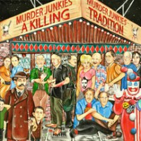 The Murder Junkies - A Killing Tradition (Cover Artwork)