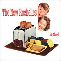 The New Rochelles - It's New! (Cover Artwork)