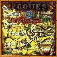 The Pogues - Hell's Ditch [reissue] (Cover Artwork)