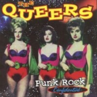 The Queers - Punk Rock Confidential (Cover Artwork)