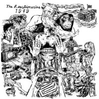 The Reactionaries - 1979 [12-inch] (Cover Artwork)