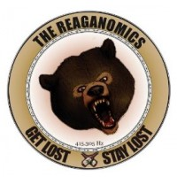 The Reaganomics - Get Lost, Stay Lost (Cover Artwork)
