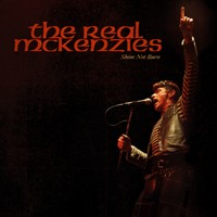 The Real McKenzies - Shine Not Burn (Cover Artwork)