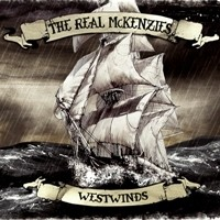 The Real McKenzies - Westwinds (Cover Artwork)
