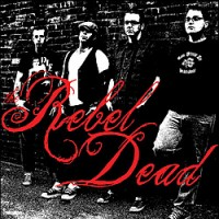 The Rebel Dead - The Rebel Dead (Cover Artwork)