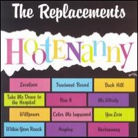 The Replacements - Hootenanny (Cover Artwork)