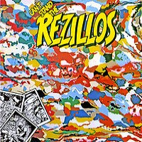 The Rezillos - Can't Stand the Rezillos (Cover Artwork)