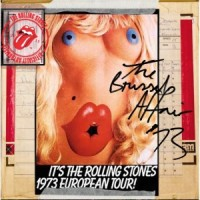 The Rolling Stones - Brussels Affair- Live 1973 (Cover Artwork)