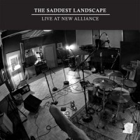 The Saddest Landscape - Live at New Alliance [digital single] (Cover Artwork)