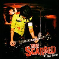 The Scarred - At Half Mast (Cover Artwork)