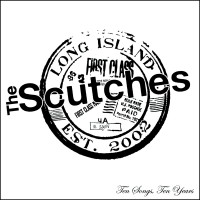 The Scutches - Ten Songs, Ten Years [12-inch] (Cover Artwork)