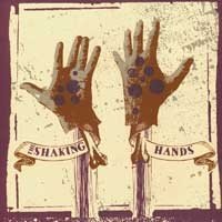 The Shaking Hands - The Shaking Hands (Cover Artwork)
