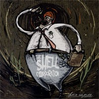 The Shell Corporation - Force Majeure (Cover Artwork)