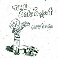 The Side Project - New Brain [7 inch] (Cover Artwork)