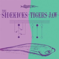 The Sidekicks / Tigers Jaw - Split [7-inch] (Cover Artwork)