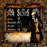 The Skints - Live. Breathe. Build. Believe. (Cover Artwork)