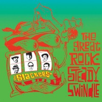 The Slackers - The Great Rock-Steady Swindle (Cover Artwork)