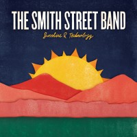 The Smith Street Band - Sunshine & Technology (Cover Artwork)
