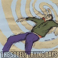 The Sorely Trying Days - Survival Mode (Cover Artwork)
