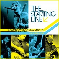 The Starting Line - Somebody's Gonna Miss Us [CD/DVD] (Cover Artwork)