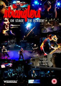 The Stranglers - On Stage, On Screen [live DVD] (Cover Artwork)