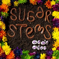 Sugar Stems - Can't Wait (Cover Artwork)