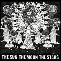 The Sun The Moon The Stars - Mind Reader [12-inch] (Cover Artwork)