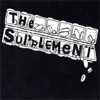 The Supplement - The Supplement (Cover Artwork)