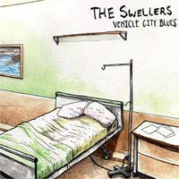 The Swellers - Vehicle City Blues [7-inch] (Cover Artwork)