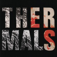 The Thermals - Desperate Ground (Cover Artwork)