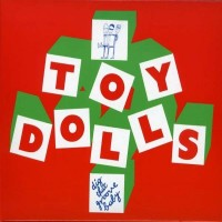 The Toy Dolls - Dig That Groove Baby (Cover Artwork)