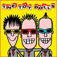 The Toy Dolls - The Album After the Last One (Cover Artwork)