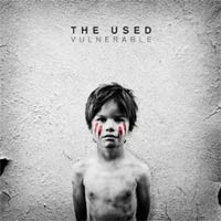 The Used - Vulnerable (Cover Artwork)