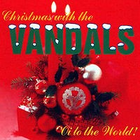 The Vandals - Oi to the World! (Cover Artwork)