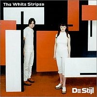 The White Stripes - De Stijl (Cover Artwork)