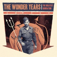 The Wonder Years - The Greatest Generation (Cover Artwork)