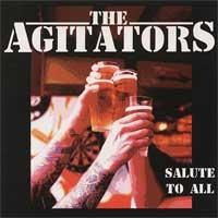 The Agitators - Salute to All (Cover Artwork)