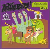 The Aquabats - Myths, Legends And Other Amazing Adventures, Vol. 2 (Cover Artwork)