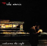 The Ataris - Welcome the Night (Cover Artwork)