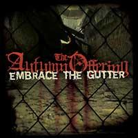 The Autumn Offering - Embrace the Gutter (Cover Artwork)