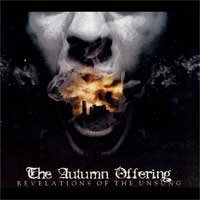 The Autumn Offering - Revelations of the Unsung [reissue] (Cover Artwork)
