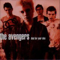 The Avengers - Died For Your Sins (Cover Artwork)